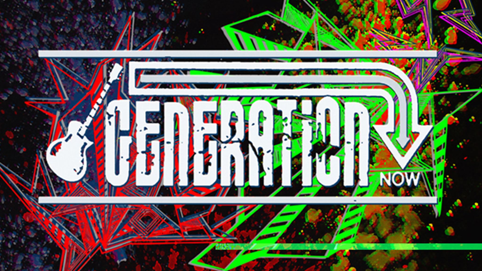 Generation now art work